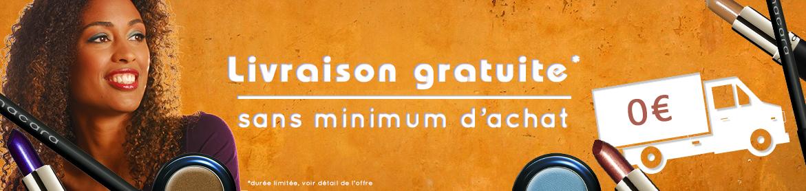 Livraison gratuite DOM-TOM France